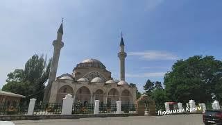 Крым 2020. Евпатория. Малый Иерусалим. Мечеть Джума-Джами. Экскурс в историю.