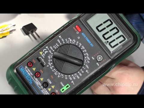 Видео как выбрать мультиметр