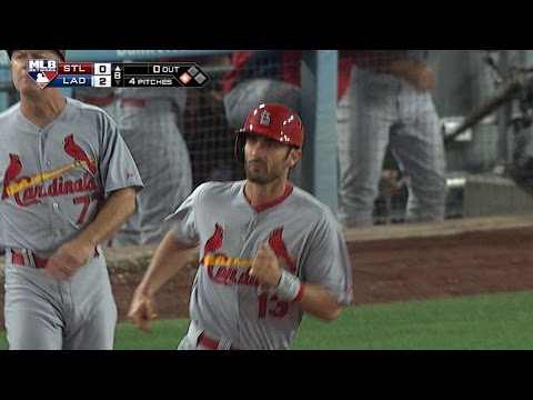 Carpenter ties game with two-run shot