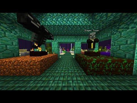 Das Unterwasser Tower Defense Level! - Minecraft Tower Defense Map