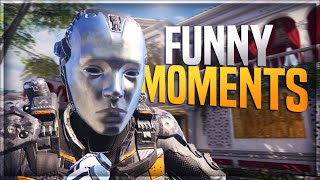 Black Ops 3: Funny Moments! Wall-E, Killcams & Rages!