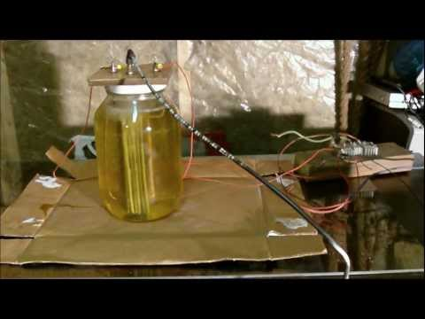 Hydrogen From Urine Fire From Pee
