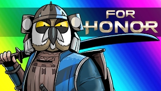 For Honor - Battle Dance! (Gameplay Funny Moments)