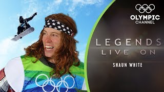 Shaun White: The Guy who Raised the Bar in Snowboarding  Legends Live On