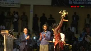 FESPACO 2017 | Alain Gomis, Etalon d'or