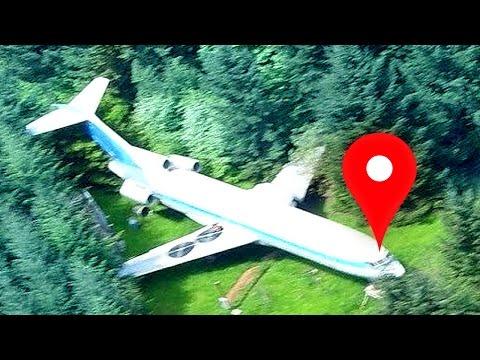 5 СЕКРЕТНЫХ МЕСТ НА Google Maps!