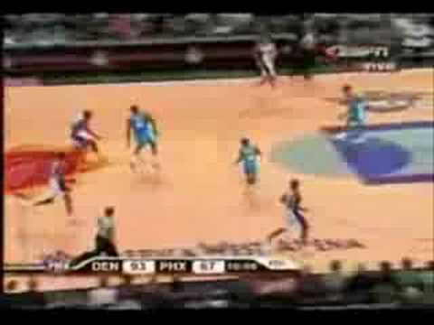 Kenyon Martin Vs Amare Stoudemire Video