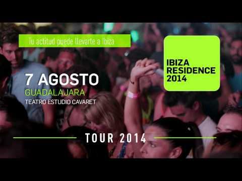 TOUR IBIZA RESIDENCE 2014