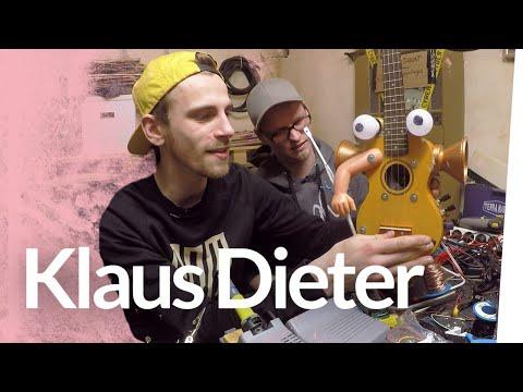 Klaus-Dieter – Klingel für das Löwenzahnmobil | Kliemannsland