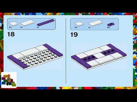 Lego ® Brique Arche Arch Brick Choose Color ref 50967