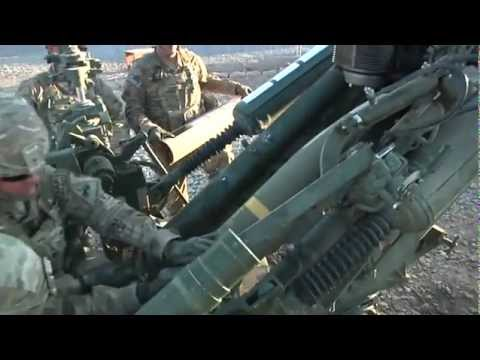 Gunners Fire Excalibur For The First Time