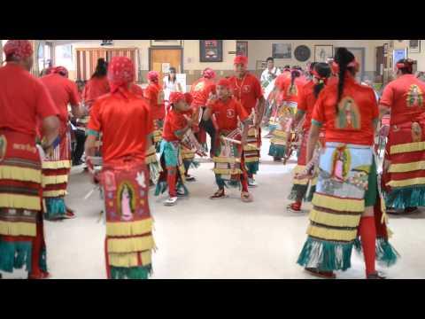 Matachines Danza Maria De Guadalupe (Benavidez Rodriguez Family Pachanga Reunion 2013)
