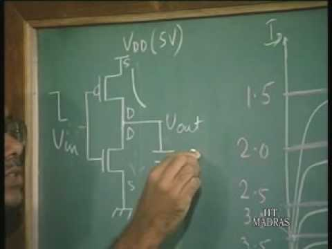 Lecture 26 CMOS Inverter
