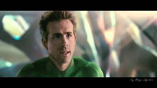 Green Lantern Wondercon Footage - русский язык