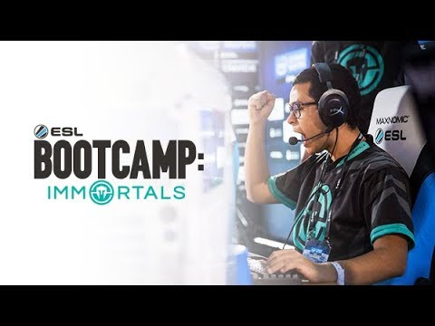 ESL Bootcamp: Immortals Ep. 1 - Rising from the Ashes – Only on Hulu