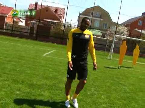 Уроки футбола с ФК