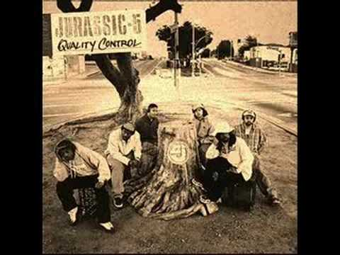 Jurassic 5 - The Game