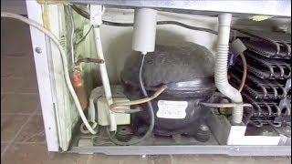 Buzdolabı motoru nasıl sökülür?