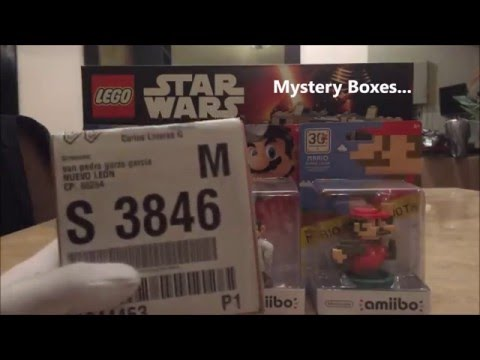 Epic Toy Haul! Vinylmation, Lego, Star Wars, Zootopia, Amiibo, and More!!