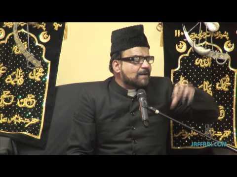16th Safar 1435 Maulana Abid Bilgrami