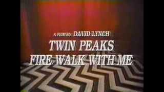 Twin Peaks Fire Walk With Me 1992 TV trailer