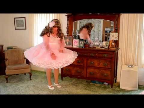Pink Petticoat and Matching Panties