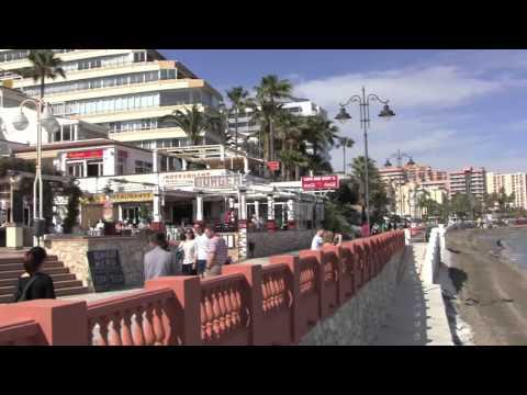 A Walk From Benalmadena To Torremolinos A Del Sol Spain
