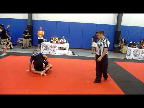 5/18/2013 American Grappling Federation (AGF) Gold Medal Match