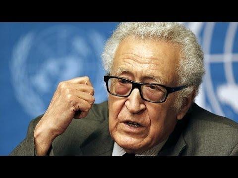 UN mediator in Syria peace talks 'encouraged' so far