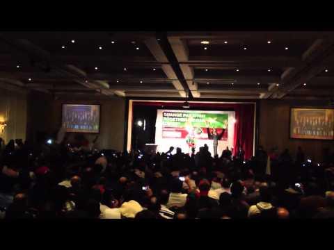 PTI Jalsa Glasgow, Zamanay Kay Andad, Janoon Salman Ahmad
