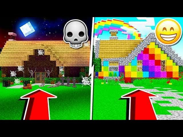 DON'T CHOOSE THE WRONG MINECRAFT HOUSE!