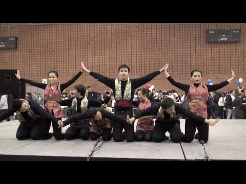 Indonesian Student Association - Tari Saman video