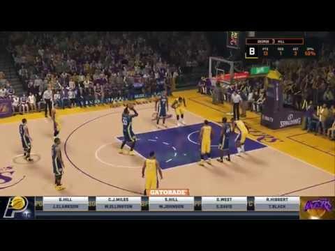 Season 4 - Los Angeles Lakers vs Indiana Pacers (5/27/15)
