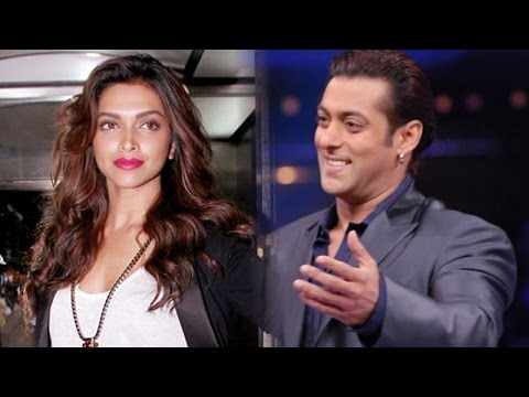Salman Khan To Pair Up With Deepika Padukone?