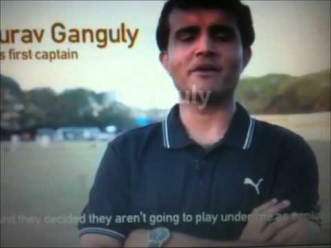 How Yuvraj and Harbhajan Pranked Sourav Ganguly
