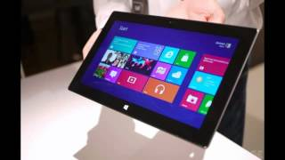 Microsoft New Windows 8 Surface Tablet (2012)