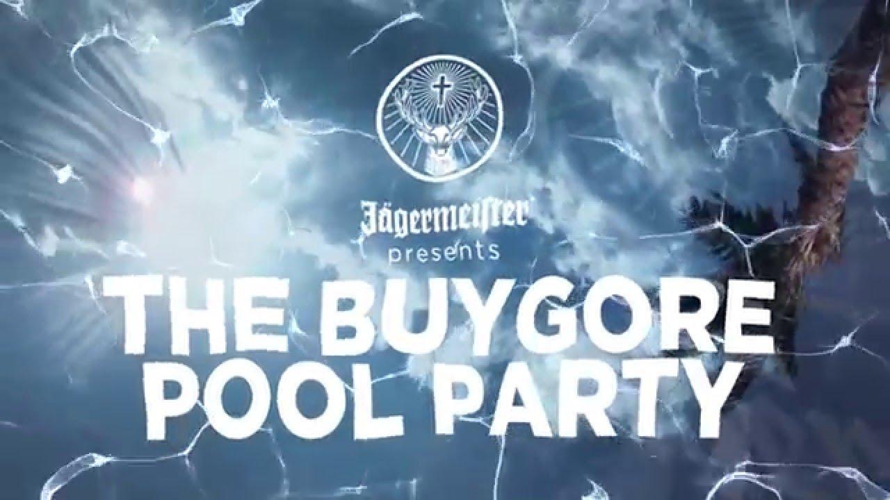 Buygore Pool Party Miami, FL