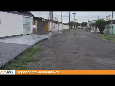 Morador pede melhorias na rua N, no conjunto João Paulo II