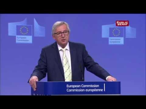 Brexit : déclaration de Jean-Claude Juncker