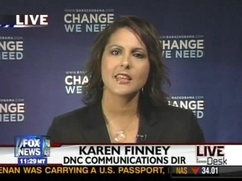 DNC's Karen Finney Gives A Few Facts to Fox News
