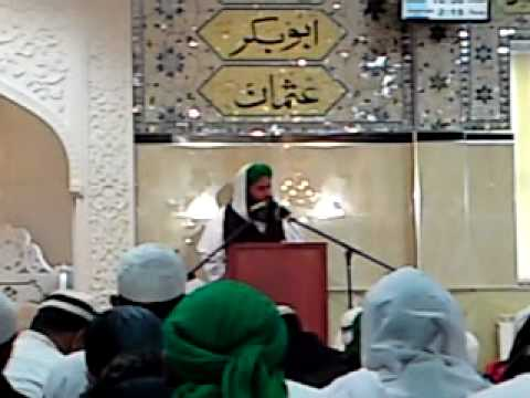 North Level Ijtima 2010 Basharat Attari Burnley Dawateislami.mp4 video