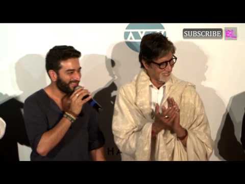 Amitabh Bachchan launches Shekhar Ravjianis Hanuman Chalisa -...