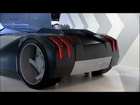 Логистика будущего, концепт-кар MAN