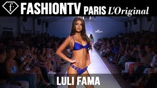 Luli Fama Swimwear Show | Miami Swim Fashion Week 2015 Mercedes-Benz | FashionTV