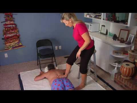 Shiatsu Floor Massage Therapy - Ashiatsu Advanced