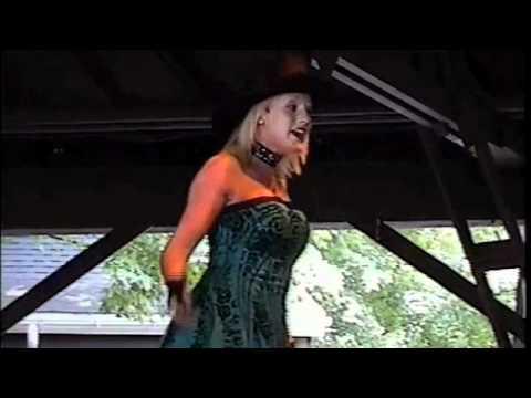 Maria Logan sings Cowboy Casanova