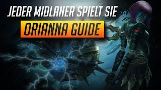 download lagu Orianna Mid Guide German S7 - Combos, Tipps Und gratis