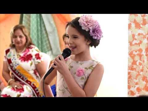 presentación de las candidatas a Reina Infantil y Señora Chone 2018