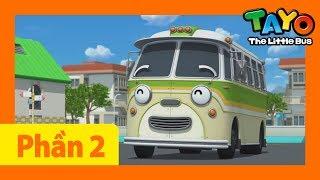 Tayo Phần2 Tập13 l Bí mật của Cito l Tayo xe buýt bé nhỏ l Phim hoạt hình cho trẻ em