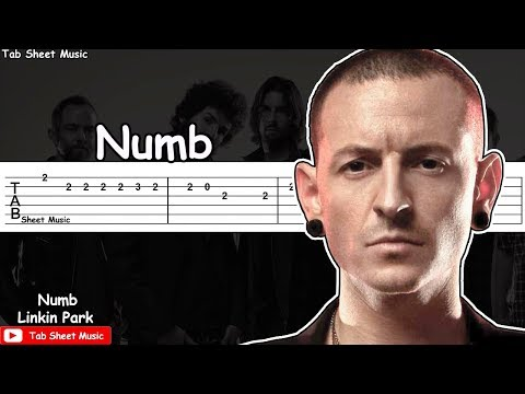 Linkin Park - Numb аккорды, на гитаре, текст песни